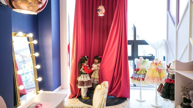 South Korean toddlers hit the spa for specialized beauty treatments
