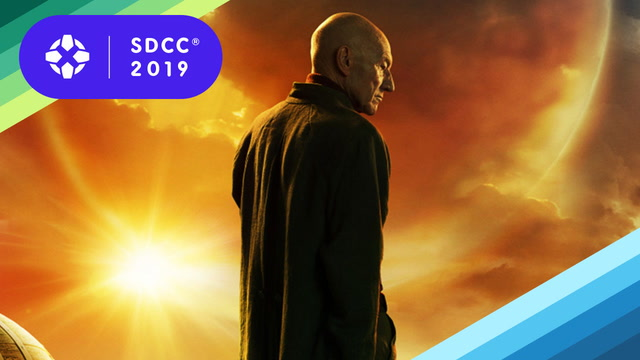 Picard Cast Reveal Connections to Starfleet's Greatest Captain - Comic Con 2019