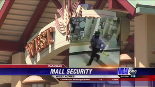 Some West Acres mall staff question quality of security cameras