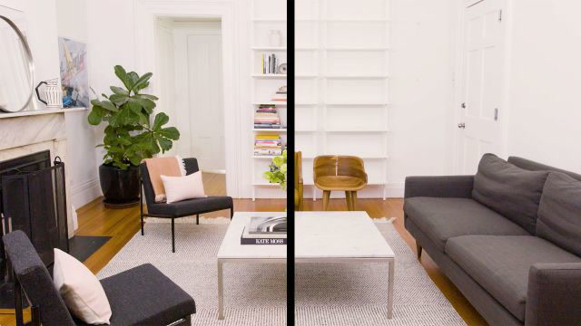A Living Room Makeover That Takes Just One Afternoon