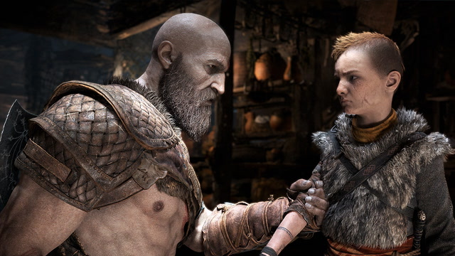 God of War's First 3 Hours Are More Emotional Than We Expected