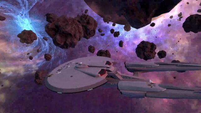 Star Trek Bridge Crew VR gameplay demo | Ars Technica