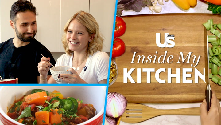 Inside My Kitchen: Sara Haines Invites Us Into Her Brooklyn Kitchen for Healthy Game Day Chili
