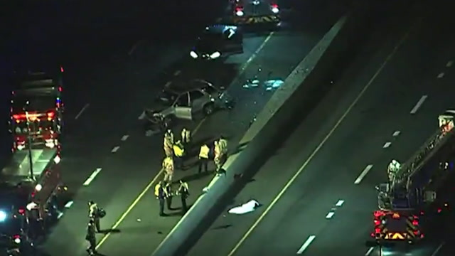 2 off-duty officers killed in highway crash