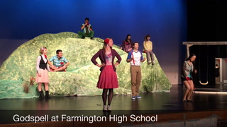 Godspell at Farmington High School