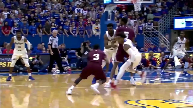 Should Devonte' Graham Be the Big 12 POY?