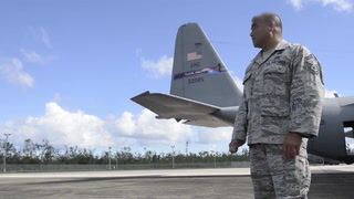 148th Fighter Wing in Puerto Rico helping with hurricane relief efforts