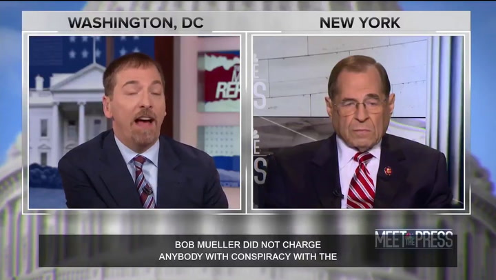 """Nadler: """"Barr deliberately misled the American people"""""""