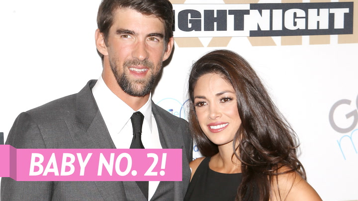 Michael Phelps and Nicole Johnson Welcome Baby No. 3