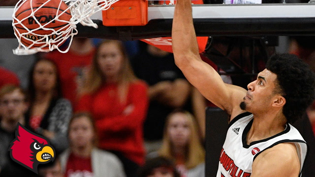 Louisville's Jordan Nwora Has Huge Night In Victory Over USC Upstate