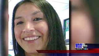 Olivia Lone Bear, 32, was last seen driving a teal 2011 Chevrolet Silverado 2500 on Oct. 25 in New Town. Her brother Matthew Lone Bear confirmed the truck was found Tuesday evening. Special to Forum News Service via Bismarck Tribune