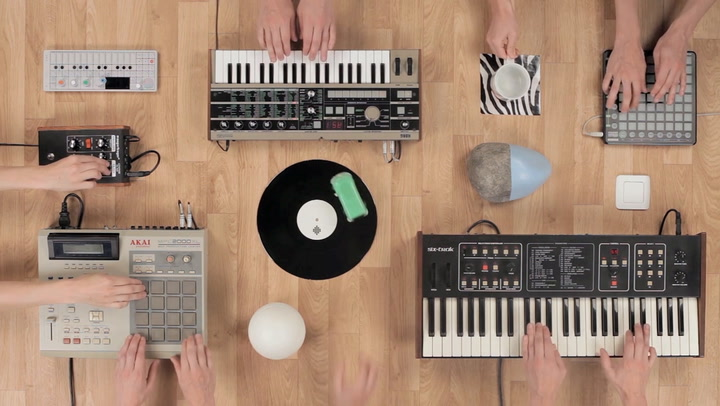 A Behind-The-Scenes Look At The Creation Of An Electronic Music Track