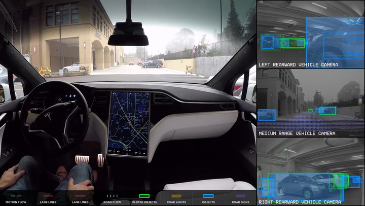 Elon Musk Reveals a Surprising Detail About How He Uses Tesla Autopilot