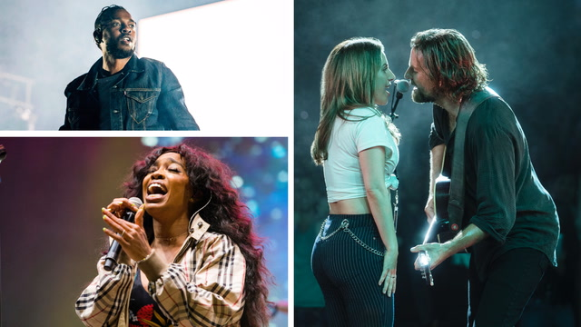 The year of 'Black Panther' and 'A Star Is Born': Takeaways from the Grammy nominations