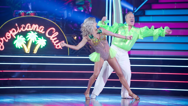 Sean Spicer isn't the first person from Trump's orbit to compete on 'Dancing With the Stars'
