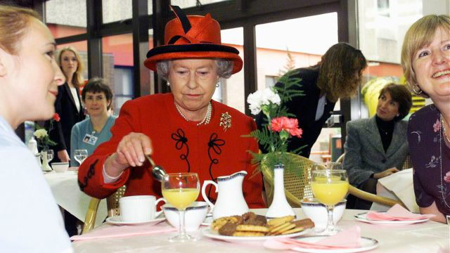 A Breakfast Fit for a Queen
