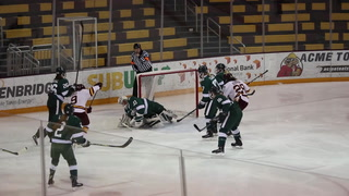UMD women's hockey falls to Bemidji State in WCHA playoff game