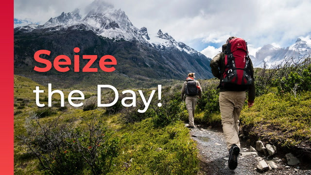 7 Simple Steps to Seize the Day
