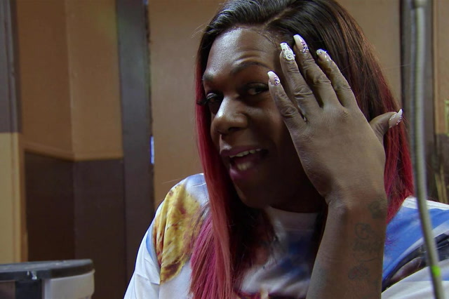 How Big Freedia's Nails Go From Bare to Bling