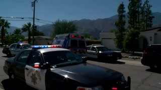 Two officers dead, 1 wounded in California