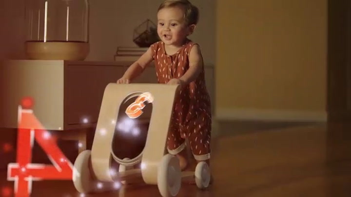 The Soft, Screenless Future Of Toys, According To Fisher-Price