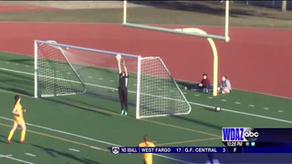 EDC girls soccer: G.F. Central buries Fargo South
