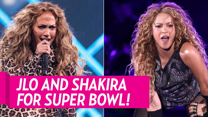 Jennifer Lopez Says She and Shakira Are Going to 'Bring the Flavor' to the 2020 Super Bowl Halftime Show