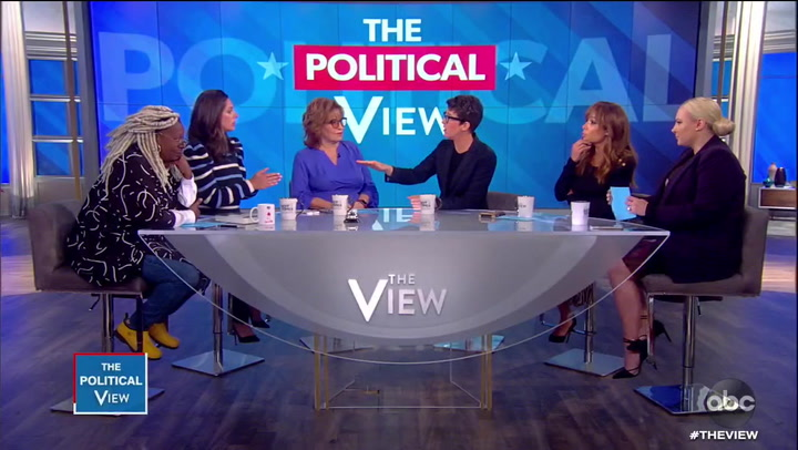 Abby Huntsman Confronts Rachel Maddow on 'The View': Aren't You 'Part of the Problem?'