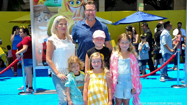 Tori Spelling Says Dean McDermott's 'Skin Crawls' When He Thinks About Having More Kids: I 'Have a Few Good Eggs'