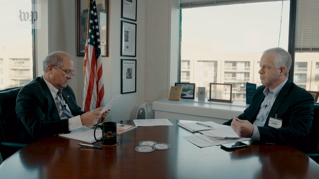 Watch: The Post's full interview with Inspector General John Sopko