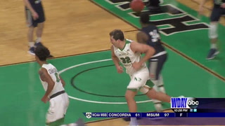 UND men's basketball takes down Northland