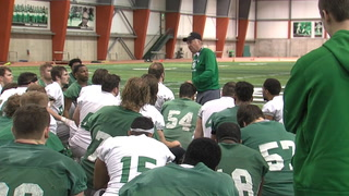 UND Football hoping to carry a strong summer into fall camp