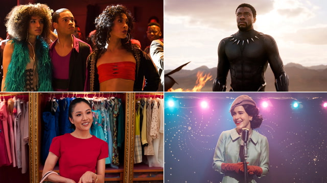 From 'Black Panther' to 'Pose,' highlights from the Golden Globe nominations