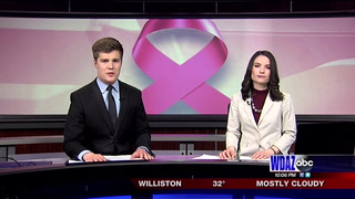 Many gather to support local woman with breast cancer
