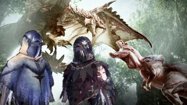 Monster Hunter World - How to Unlock Every Mantle and Booster