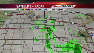 StormTRACKER Weather: Showers Moving Out