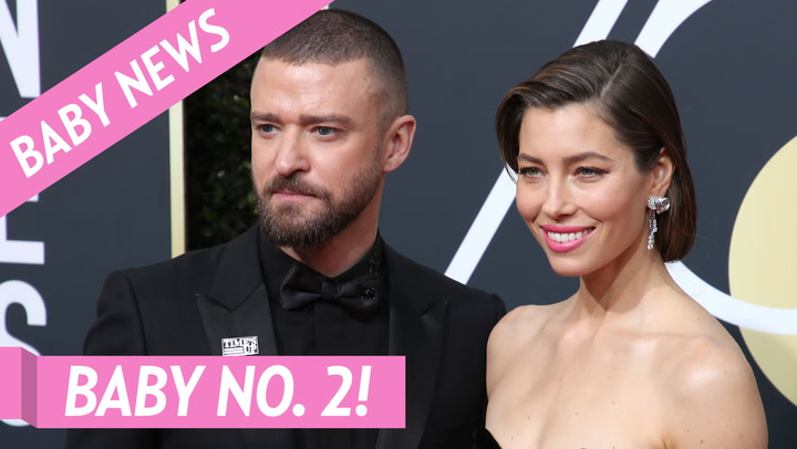 Jimmy Fallon Says Justin Timberlake and Jessica Biel's Baby Is 'So Cute'