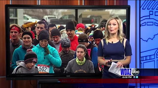 Fargo residents join millions in the US with race before Thanksgiving meal