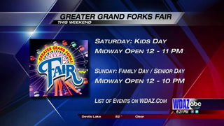 Big weekend planned at Greater Grand Forks Fair