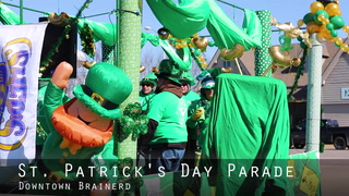 Brainerd St. Patrick's Day Parade