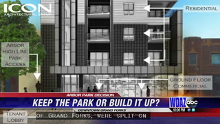 Grand Forks City Council votes in favor of developing Arbor Park