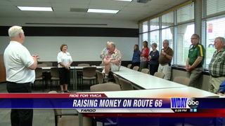 "Fargo couple travels Route 66, raised thousands for local ""Y"""