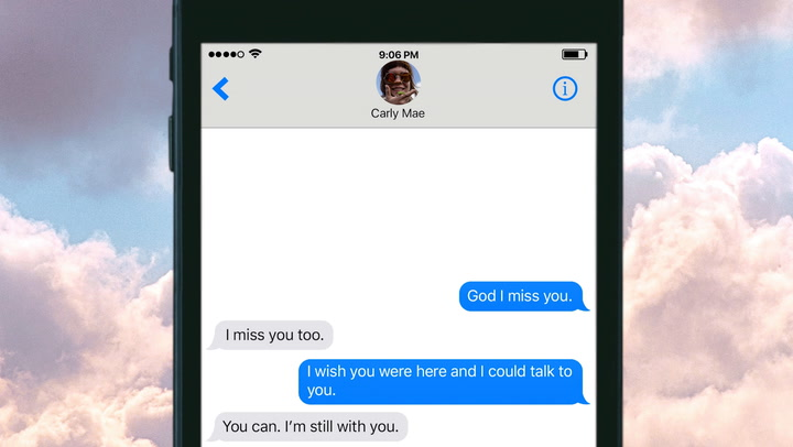 If You Could Have A Conversation With Your Person From Heaven