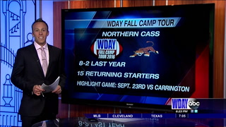 WDAY Fall Camp Tour: Northern Cass Jaguars 2016 Preview