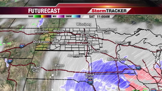 Saturday Forecast: Mostly Cloudy and Breezy