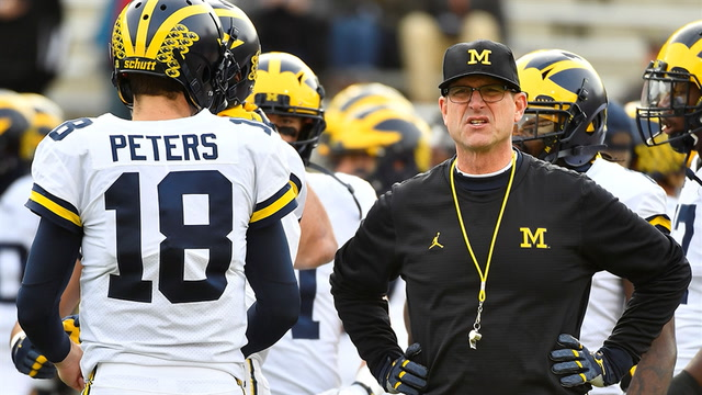 From Bad to Worse: Michigan's touchdown is overturned and Brandon Peters fumbles next play