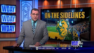 Injuries force NDSU coaches to adjust on the fly