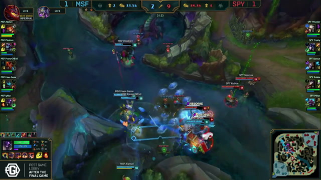 EULCS Week 7 - Misfits Picks A Fight And Loses
