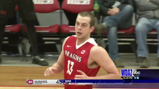 Ayob helps Dragons earn win over St. Cloud