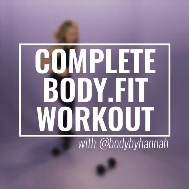 Total-Body Body.Fit Workout